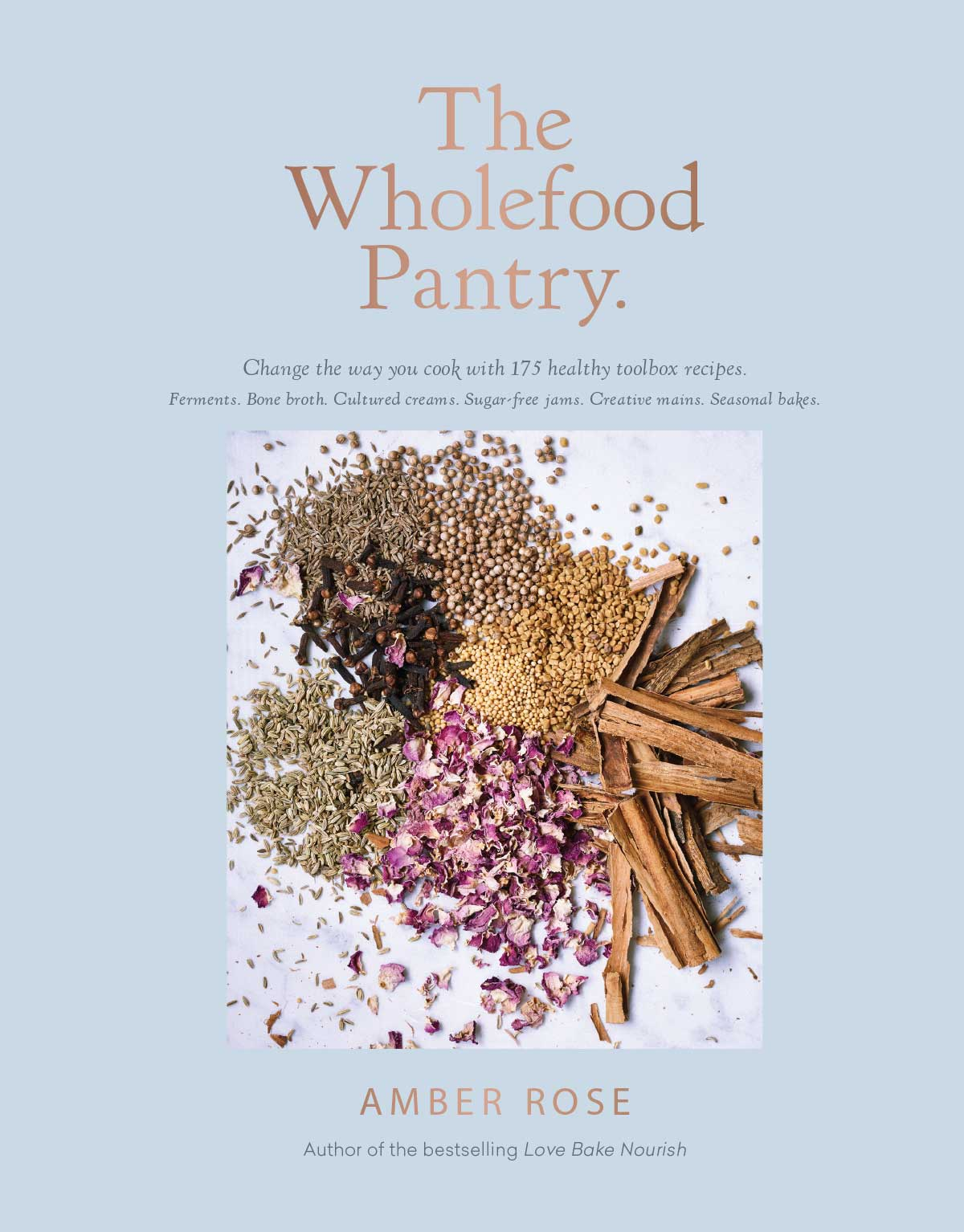 The Wholefood Pantry book cover